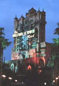 Disney's Tower Of Terror Picture